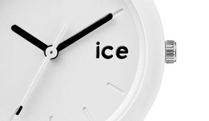 Flache ICE-Watch-Uhren – ICE OLA WEISS