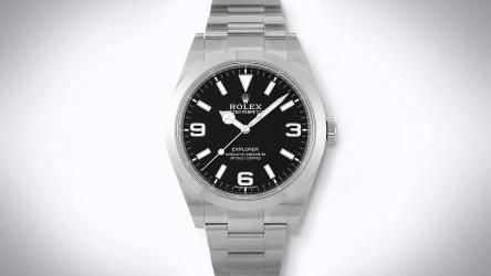 Die Rolex Explorer 214270 im Überblick  Rolex Uhren