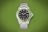 Die Rolex Submariner 16610LV Kermit im Überblick | Rolex Uhren