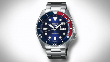 Seiko Pepsi 5 Sports SRPD53K1 | Uhren im Detail