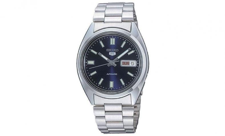 Seiko Herren-Armbanduhr Seiko 5 SNXS 77