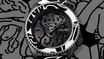 Seiko 5 AUTO MOAI Limited Editions | Uhren im Detail