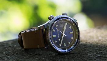 Uhren im Detail: BRADNER Automatikuhr