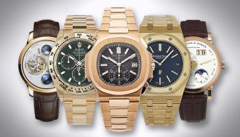 Uhren als Wertanlage | 12 top Uhrenmarken und Tipps für Anleger